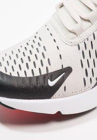 Nike Sportswear - AIR MAX 270 - Sneakers laag - light bone/white/black/hot punch - 5