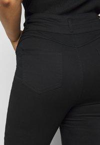 New Look Curves - LIFT SHAPE  - Jeans Skinny Fit - black - 4