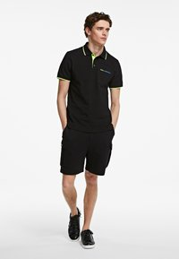 KARL LAGERFELD - Polo shirt - black - 1