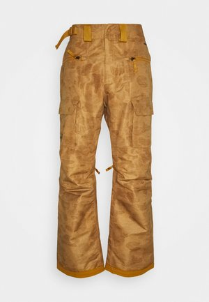 SLASHBACK  - Snow pants - tan