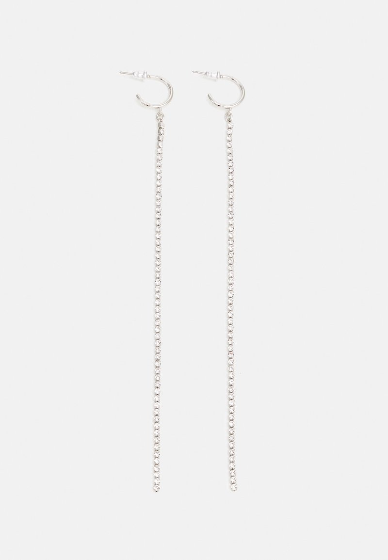 LIARS & LOVERS - CUPCHAIN DROP  - Earrings - silver-coloured