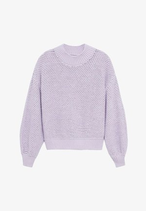 LEMONY - Jumper - light pastel purple