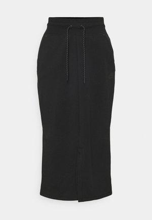 SKIRT - Falda de tubo - black