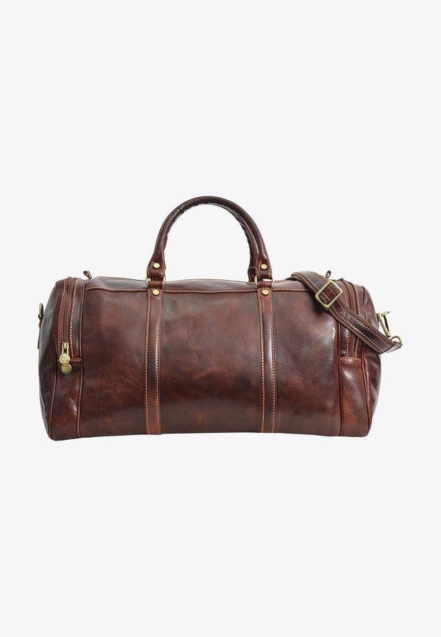 Weekend bag - dunkelbraun