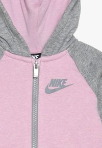 Nike Sportswear - BABY SET - Tracksuit - grey heather