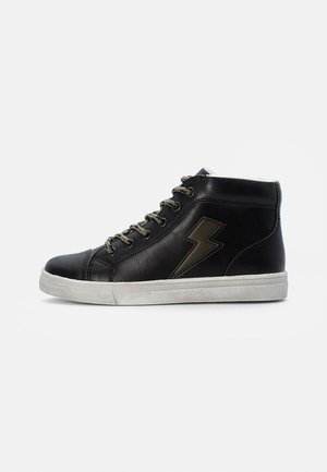 BOOTIES - Sneakers alte - black