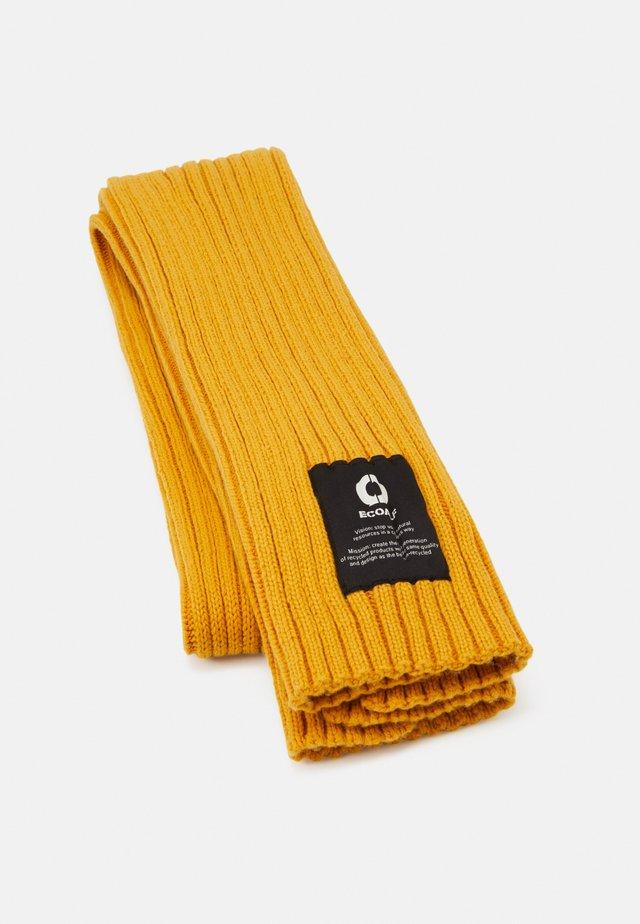 THICK SCARF UNISEX - Huivi - mustard