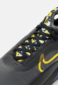 Nike Sportswear - AIR MAX 2090 - Trainers - black/tour yellow/binary blue - 5