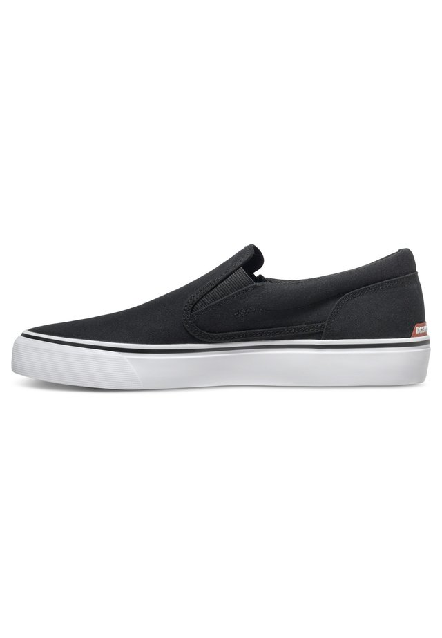 TRASE - Sneakers laag - black/white