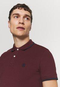 Selected Homme - SLHNEWSEASON - Polo shirt - port royale - 5