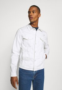 Gianni Lupo - GIU - Denim jacket - white - 3
