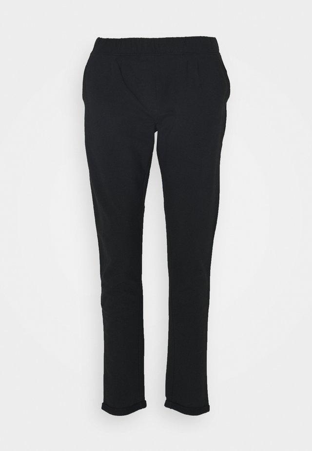 WOMAN LONG PANT - Pantalon de survêtement - nero