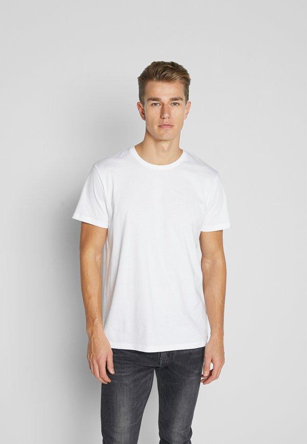 Esprit T-shirt basic - white/biały Odzież Męska GUUO