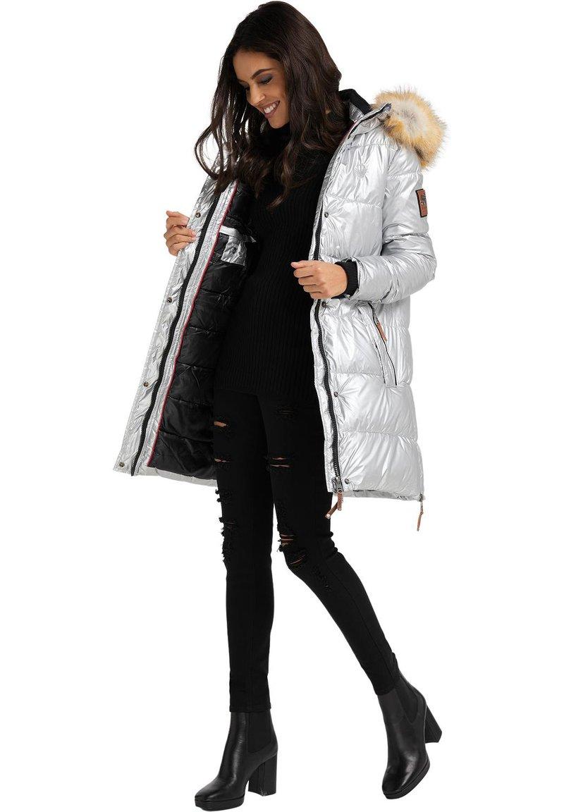 Navahoo - HALINA - Winter coat - silver