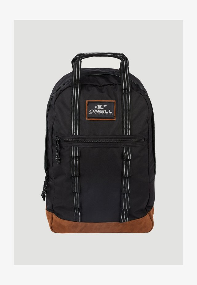 Backpack - black out