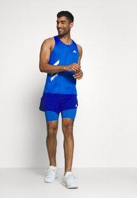 adidas Performance - HEAT.RDY SHORT - kurze Sporthose - royblu/globlu - 1