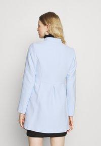 Esprit Collection - SHORT COAT - Short coat - pastel blue - 2