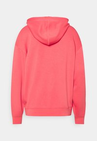 Moss Copenhagen - LOGO HOOD  - Sweatshirt - rose of sharon - 1