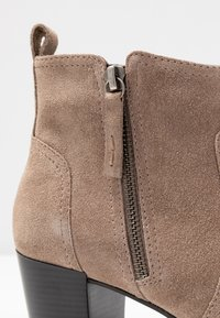 Anna Field Wide Fit - LEATHER BOOTIES - Ankle boot - taupe - 2