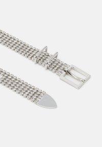 The Kooples - CEINTURE - Tailleriem - silver-coloured - 1