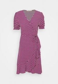 Diane von Furstenberg - EMILIAMINI - Vapaa-ajan mekko - pink - 5