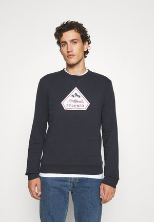 CHARLES 2 BRUSHED - Sweater - amiral