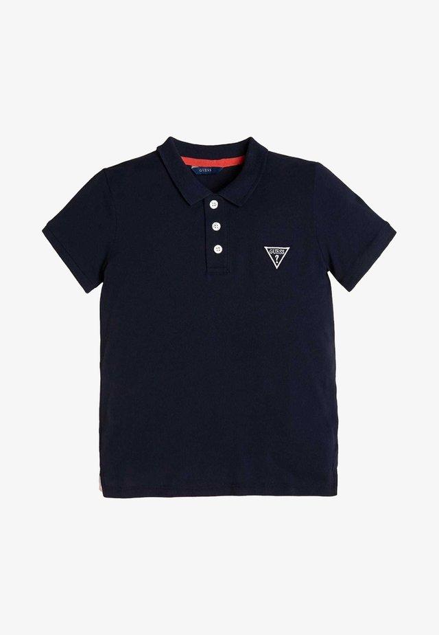 CORE JUNIOR  - Polo shirt - blue