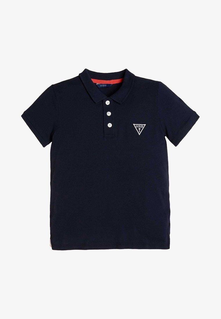 Guess - CORE JUNIOR  - Polo shirt - blue