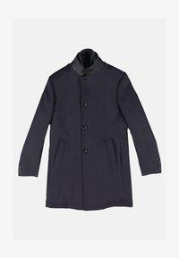 Engbers - Classic coat - blau - 4