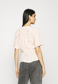 Ghost - BELLE BLOUSE - Blouse - pink/gold - 2