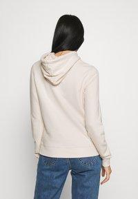 Hollister Co. - TERRY TECH CORE - Sweatshirt - cream - 2