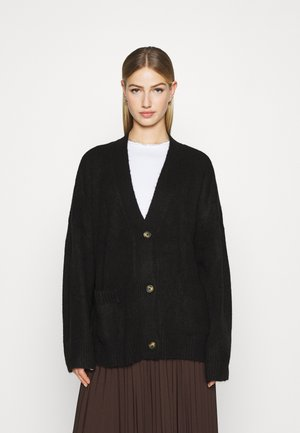 BOBBI - Cardigan - black