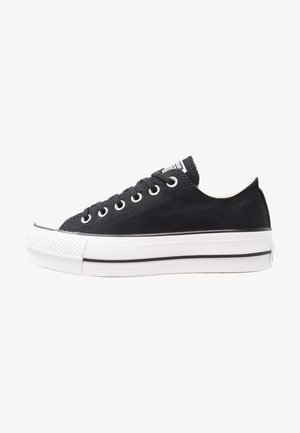 CHUCK TAYLOR ALL STAR LIFT - Baskets basses - black/garnet/white