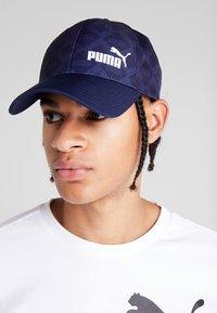Puma - Czapka z daszkiem - peacoat - 1