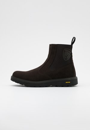 GUANTAMO - Classic ankle boots - dark brown