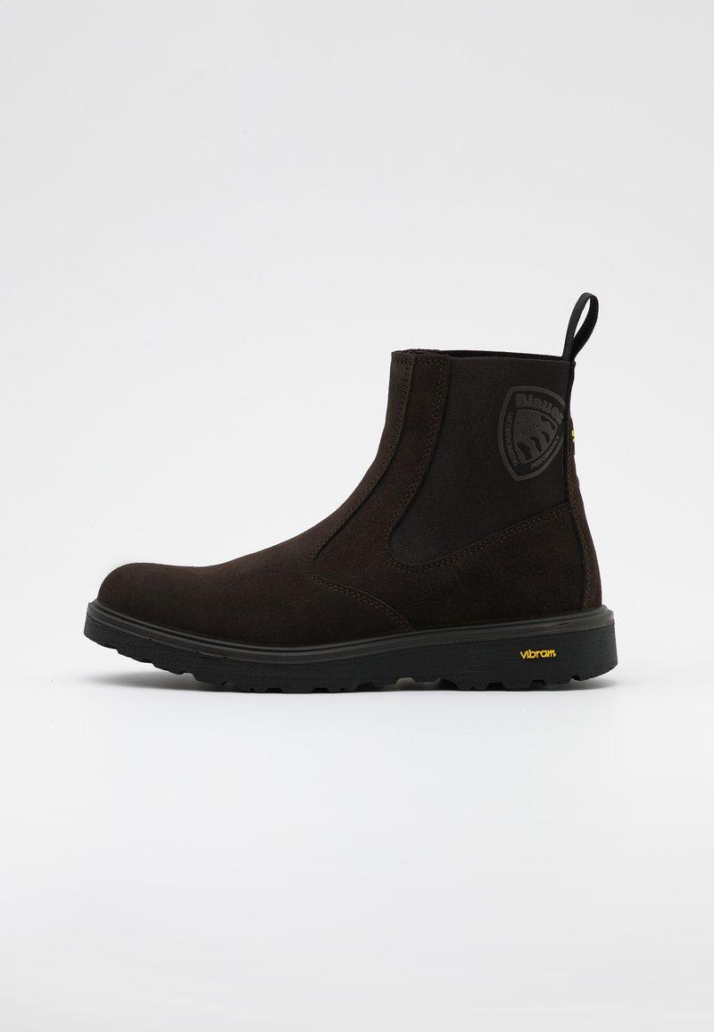 Blauer - GUANTAMO - Classic ankle boots - dark brown