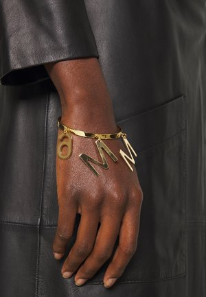BRACELET - Bracelet - yellow gold-coloured