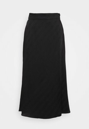 CALINA - A-line skirt - noir