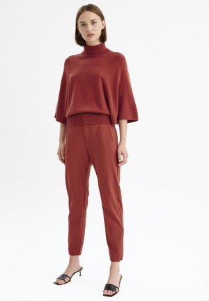 NICA  - Trousers - brown