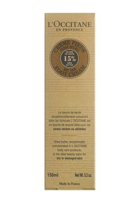 L'OCCITANE - SHEA FOOT CREAM - Foot cream - -