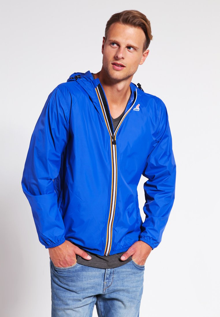 K-Way - LE VRAI CLAUDE UNISEX - Regenjas - royal