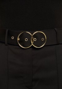 The Kooples - PANTALON - Kalhoty - black - 7