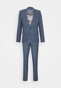 DEWITT SUIT SET - Oblek - blue