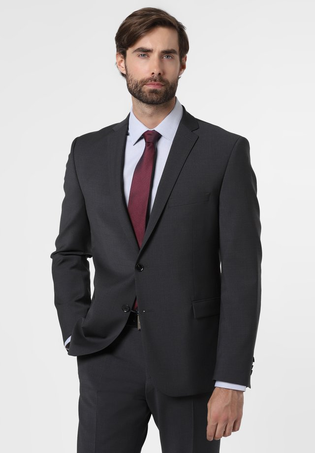 Suit jacket - anthrazit