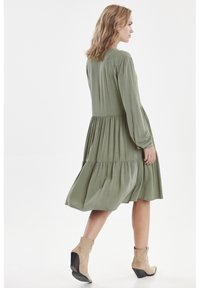 b.young - BYISOLE  - Day dress - sea green - 3