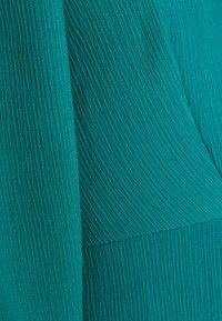 Closet - PEP HEM PENCIL DRESS - Shift dress - blue - 5