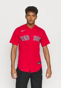 Nike Performance - MLB BOSTON RED SOX OFFICIAL REPLICA ALTERNATE - Klubové oblečení - scarlet - 0