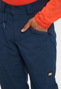 O'Neill - HAMMER - Snow pants - ink blue - 3