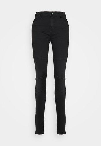 ONLPAOLA LIFE REG - Jeans Skinny Fit - black