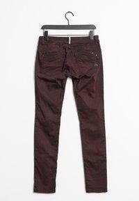 Buena Vista - Slim fit jeans - red - 1